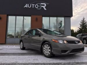 2007 Honda Civic Coupe DX-G