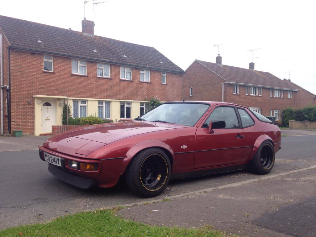 Porsche 924 2l Na Modified In Havant Hampshire Gumtree