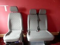 Front seats for VW T5