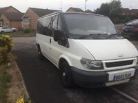 2003 Transit Van