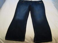Bootcut Jeans 42W x 31L worn but good condition