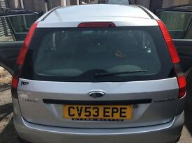 Ford Fiesta Finesse - QUICK SALE