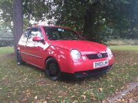 1.0 Volkswagen Lupo BBS Alloys Ideal first car Low insurance 10 months MOT WELL MAINTAINED