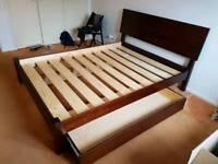 "Warren Evans ""Sunday"" King Size Bed"