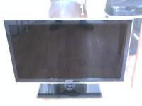 Samsung UE32D5000 LED TV.