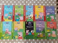 Peppa Pig Collection - Read It Yourself