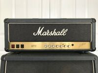 "Marshall 2555 JCM100/50 Head - Original Jubilee / ""Slash"" Head"