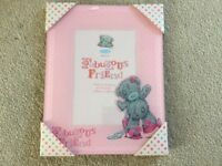 Me to You Tatty Ted Fabulous Friend photo picture frame NEW
