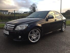 Mercedes c220 sport, priced to sell no offers
