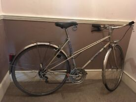 Sell old vintage Starnord bicycle for £40 in working conditions