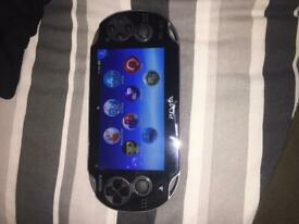 Sony PS Vita WiFi Console with 10 game Mega Pack | in