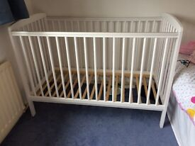 Cyprus white cot