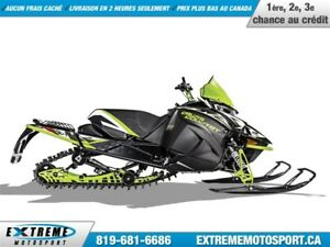 2018 Arctic Cat XF 8000 CROSS COUNTRY LIMITED 137'' SEULEMENT 90