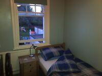 Single homestay study bedroom in Headington family home - half board £170 per wk available October