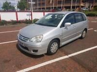 2005 SUZUKI LIANA 1.6 5 DOOR FAMILY CAR ONE OWNER, FULL SERVICE HISTORY