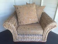 Large conservatory/ summer house/ garden room chair