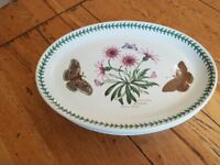 PORTMEIRION LARGE OVAL PLATES