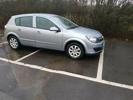 2006 Vauxhall Astra club with full service history
