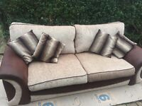 Martinez 4 seater sofa