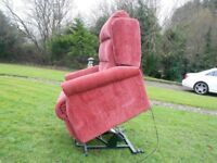 Electric Rise And Recline Mobility Chair----(Twin Motor)