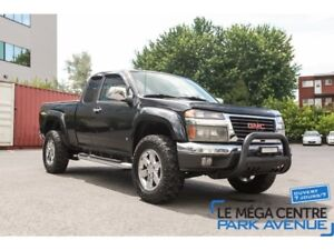 2009 GMC Canyon SLE, 4X4, OFF ROAD MAGS, VITRES ELECT.