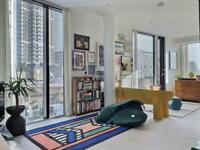 1 bedroom flat in The Pavilion, Strata, Elephant & Castle SE1