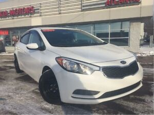 2015 Kia Forte LX - TINTED WINDOWS, $47* WEEKLY!!