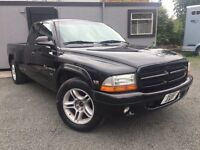 1999 DODGE RAM 5.9 V8 MAGNUM DAKOTA R/T, JUST BEEN MOT'D