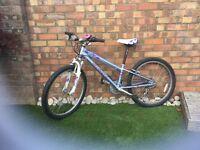 Specialised hotrock girls bike