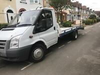 2008 Ford Transit Recovery Tow Truck Lwb 140ps 6 speed New Mot
