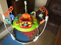 Fisher Price Rainforest Jumperoo - excellent condition