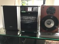 Sony Hi Fi Stereo System, Excellent Condition