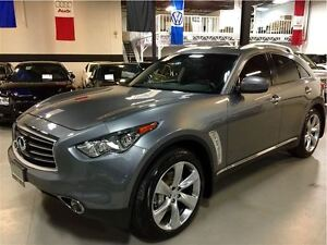 2012 Infiniti FX50 NAVIGATION BACKUP CAMERA AWD