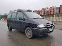 2004 Peugeot Expert E7 2.0 HDI 110 BHP Taxi 8 Seater Starts And Drives MOT Till 04/2017