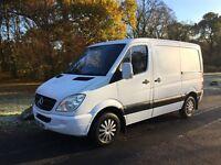 Mercedes sprinter super low miles swb special ed. best van you can buy its the rolls royce of vans