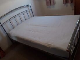 4 ft 6 double bed
