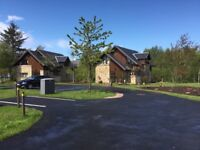 Cameron House. The Carrick, Luxury 3 Bed ,4 Bath Detached Lodge.