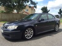 2005 SAAB 9-3 LOVELY CAR THROUGHOUT DIESEL CREAM LEATHER NEE MOT