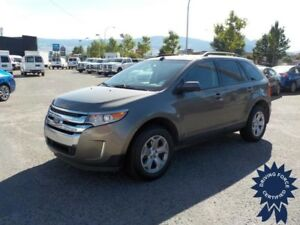 2014 Ford Edge SEL All Wheel Drive, 5 Passenger, 3.5L V6 Gas