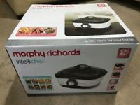 Morphy Richards Intellichef Multicooker 8-in-1 multi-cooker (brand new)