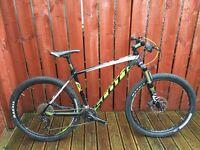 Scott Scale 750 men's hardtail mountain bike