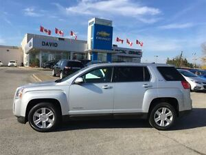 2013 GMC Terrain SLE-1 FWD 5DR, 17 WHEELS, LOCAL TRADE!!
