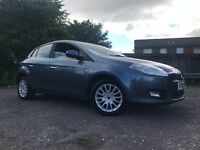 Fiat Bravo 1.6 Diesel Full Years Mot With No Advisorys Low Mileage Full Service History Cheap Car !!