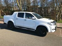 2016 Toyota Hilux Invinsible X .Top Spec Model. 3.0 litre