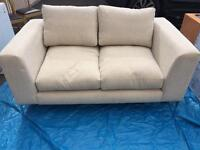 2 x 2 Seater Sofas / Settees - Brand new