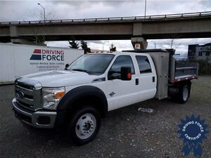 2014 Ford Super Duty F-550 XLT 6.7L V8 Turbodiesel, 37,120 KMs