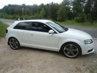 Audi A3 -2.0 TDI - Black Edition