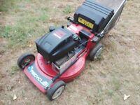 Petrol Mower Toro 48cm Recycler Serviced