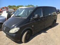 Mercedes Vito 109 cdi 2005 year breaking