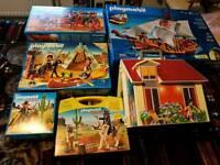 Playmobil Sets x6
